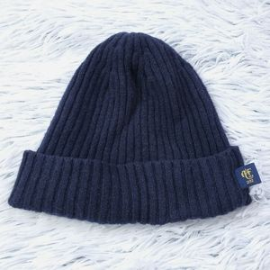 Abercrombie & Fitch wool hat dark blue 1892